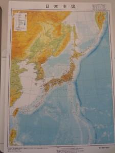 日本全図2
