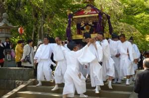 伊豆山神社神輿資料