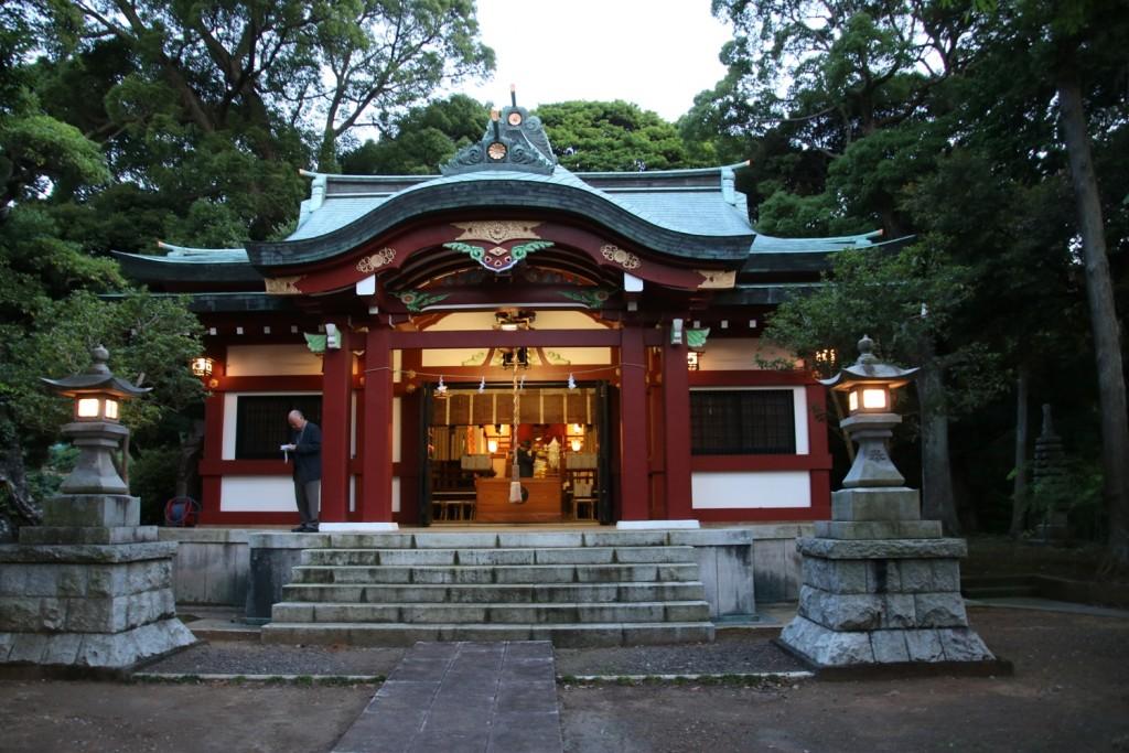 和田木神社