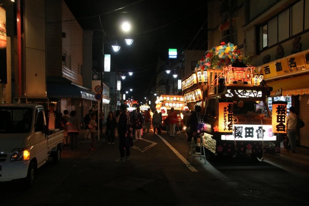 山車桜田会
