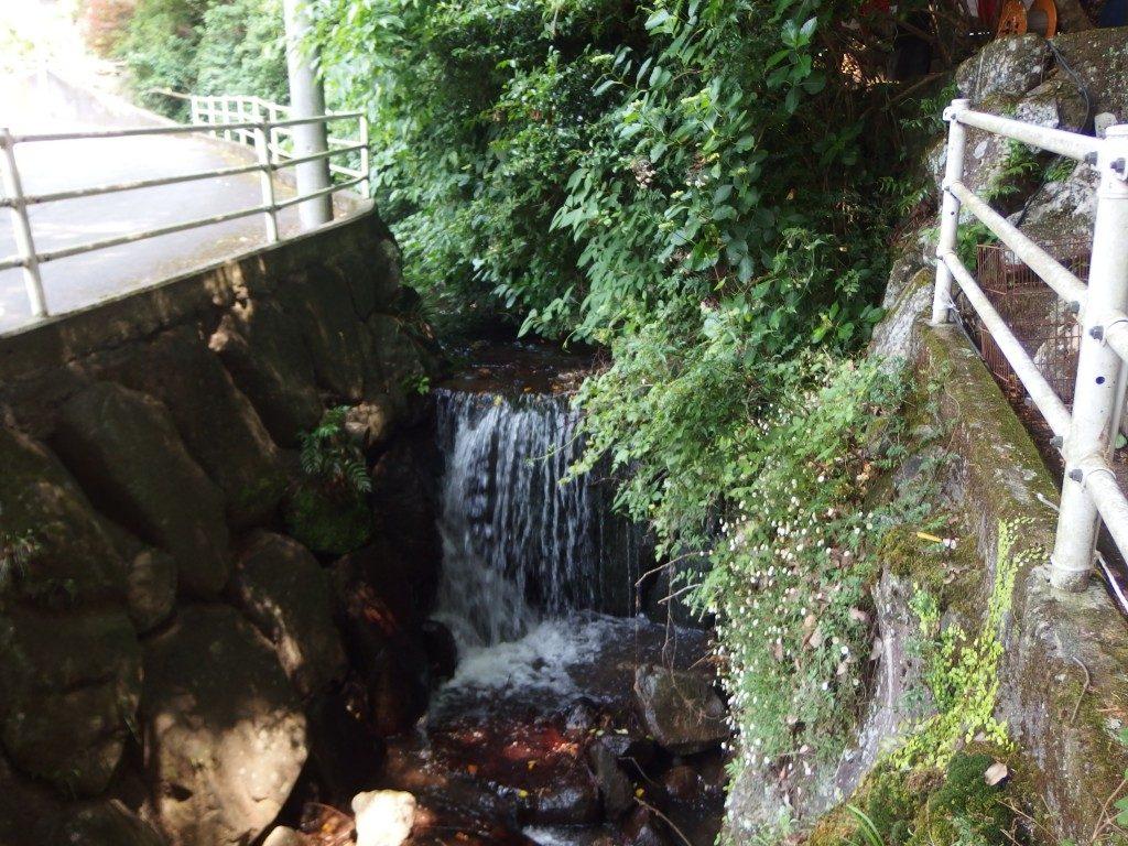 みそぎの滝