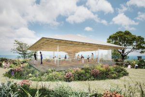 新施設「COEDA HOUSE」オープン @ アカオハーブ&ローズガーデン