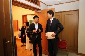 【衆院選】自民・勝俣孝明氏演説会 @ 熱海芸妓見番