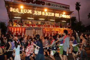 こがし祭り山車コンクール 最終日 @ 熱海市街