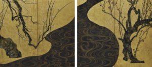 名品展 国宝「紅白梅図屏風」 @ MOA美術館